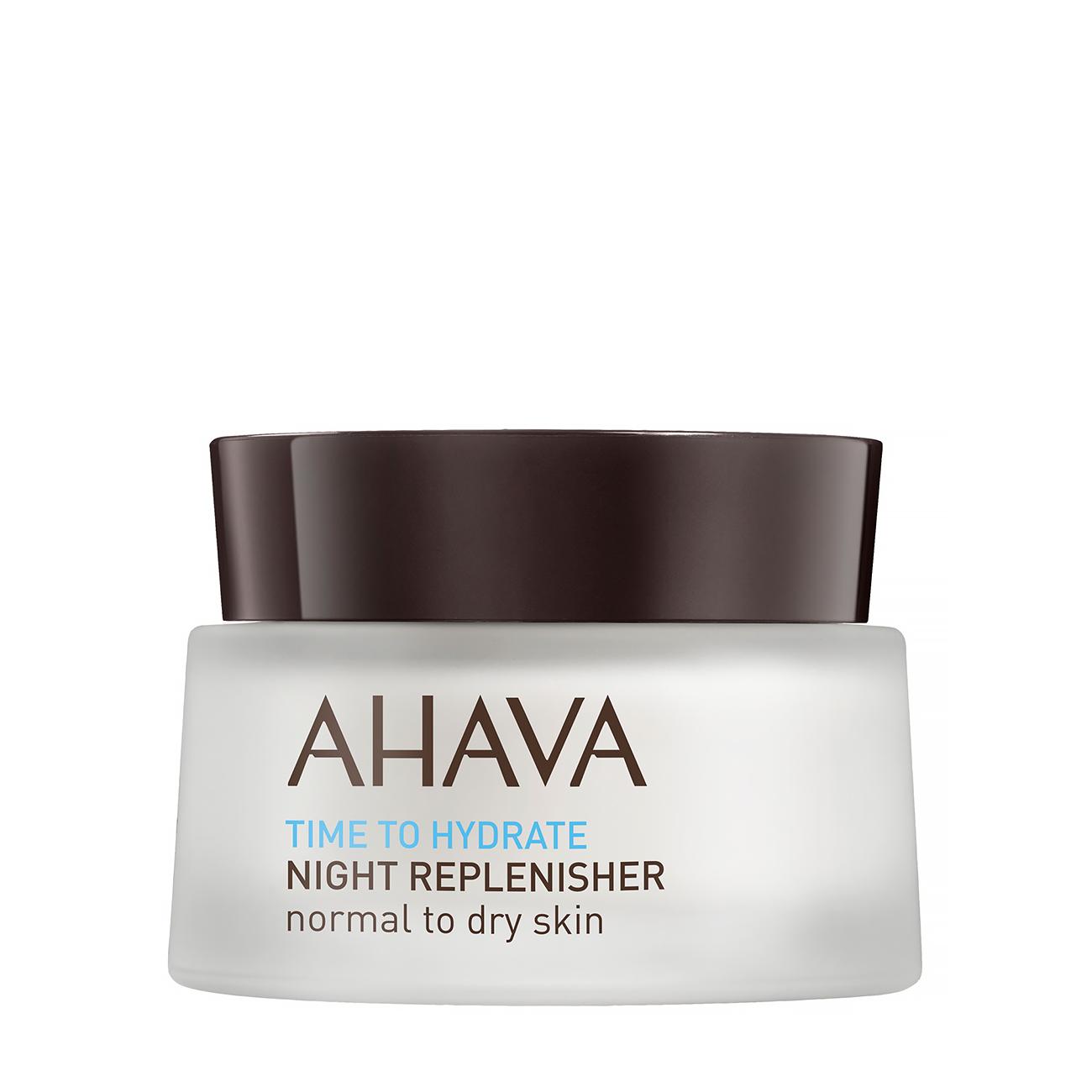 AHAVA - Night Replenisher (Normal to Dry Skin) 50 ml