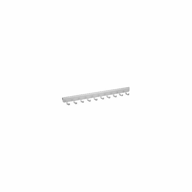 KONSOLKROKLIST-10 PLAT 40CM