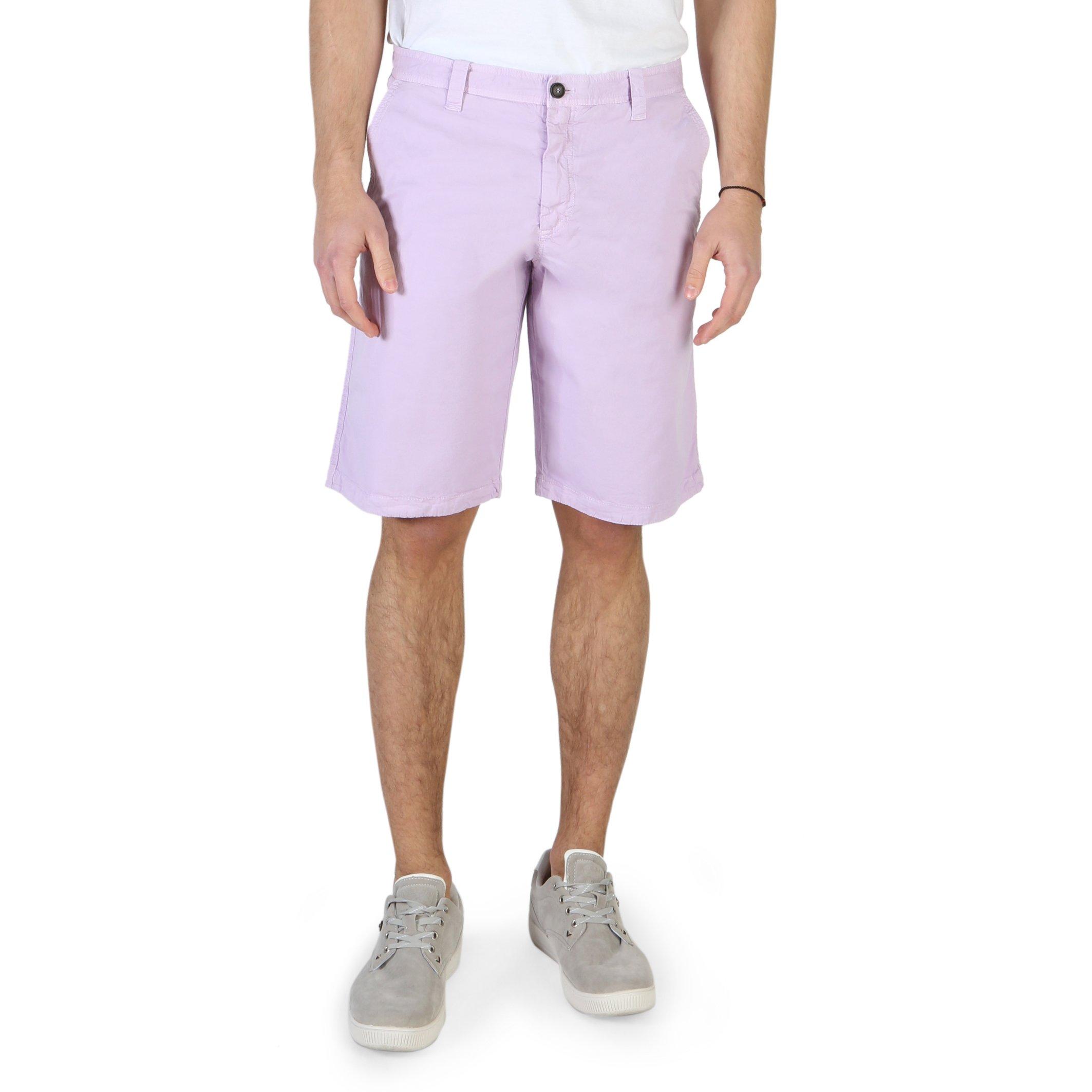 Armani Jeans Men's Shorts Various Colours 305117 - violet 38 EU