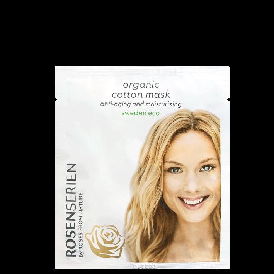 Organic Cotton Mask, 15 ml