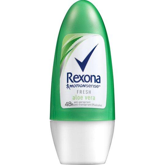 Deo Roll-on Aloe Vera, 50 ml Rexona Deodorantit