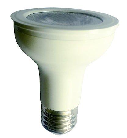 PAR20 LED E27 38° 6W
