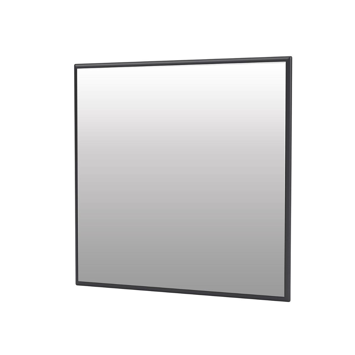 Montana Mini Spegel Fyrkantig 35x35 cm Anthracite