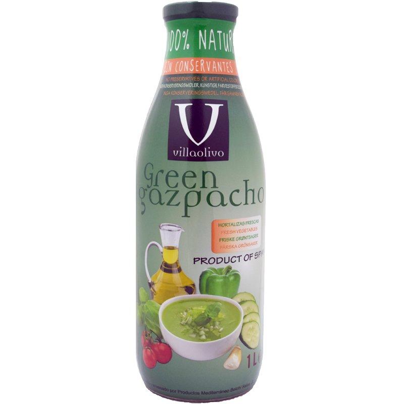 Gazpacho Vihreä 1l - 25% alennus