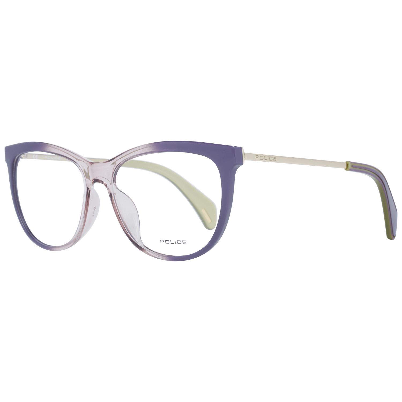 Police Women's Optical Frames Eyewear Purple PL625 5307MF