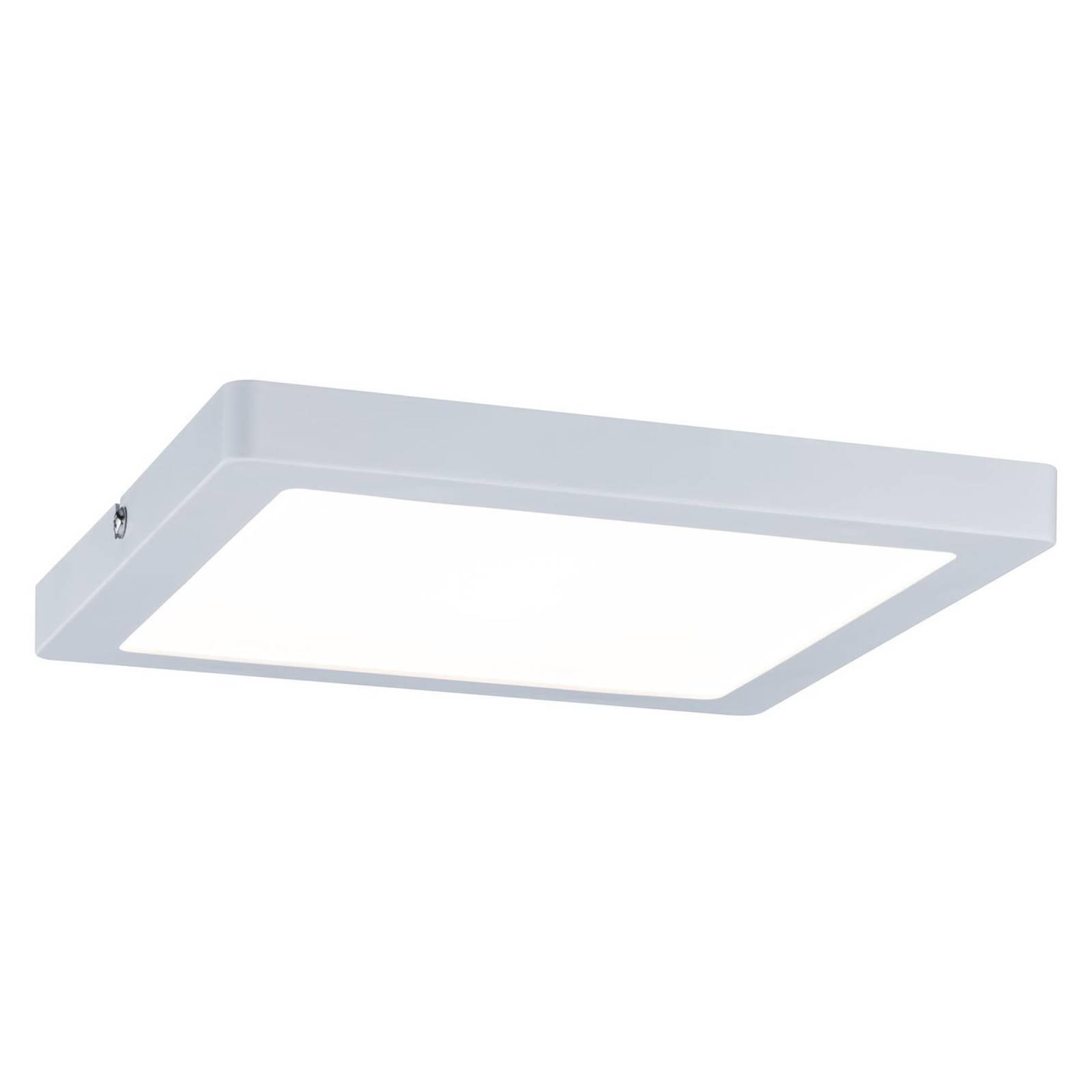 Paulmann Atria -LED-kattovalaisin 22 x 22 cm