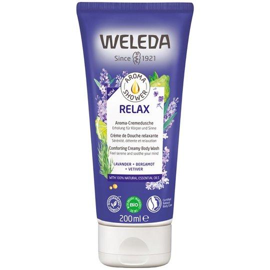 Aroma Shower Relax, 200 ml Weleda Saippuat