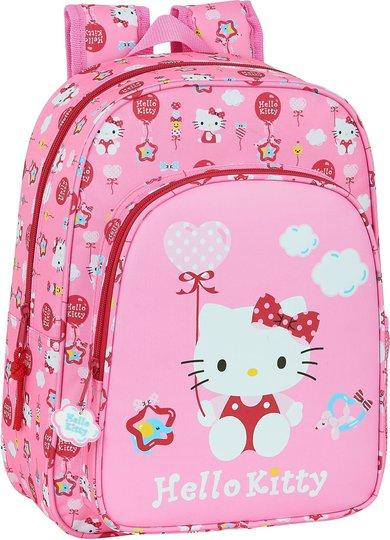 Hello Kitty Balloon Ryggsekk 10L, Pink