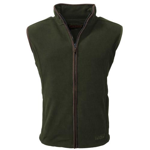 Game Technical Apparel Men's Jacket Various Colours Stanton Gilet - FOREST GREEN S