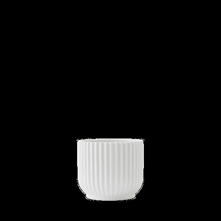 Krukke liten Porselen Hvit