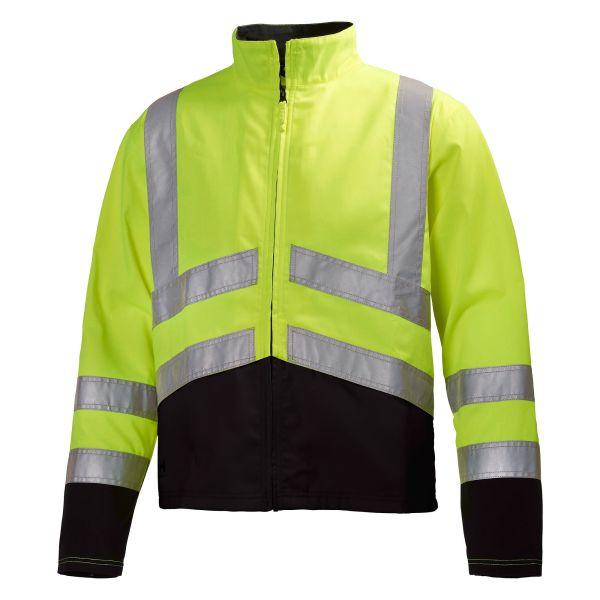 Helly Hansen Workwear Alta Jacka varsel, gul/svart XS