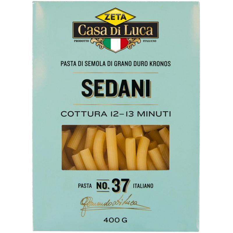 "Pasta ""Sedani"" 400 g - 34% alennus"