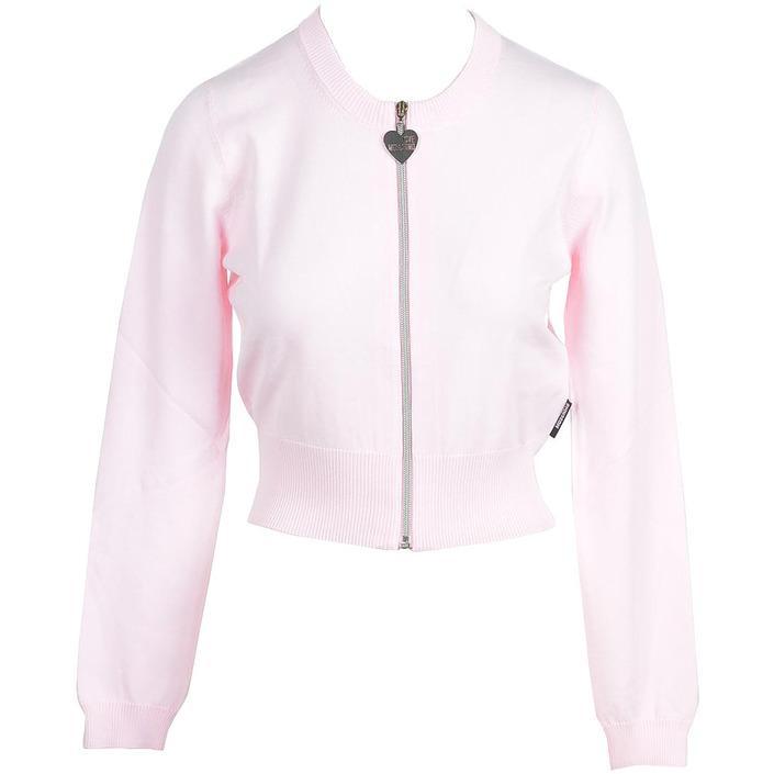 Love Moschino Women's Cardigan Pink 223168 - pink 46