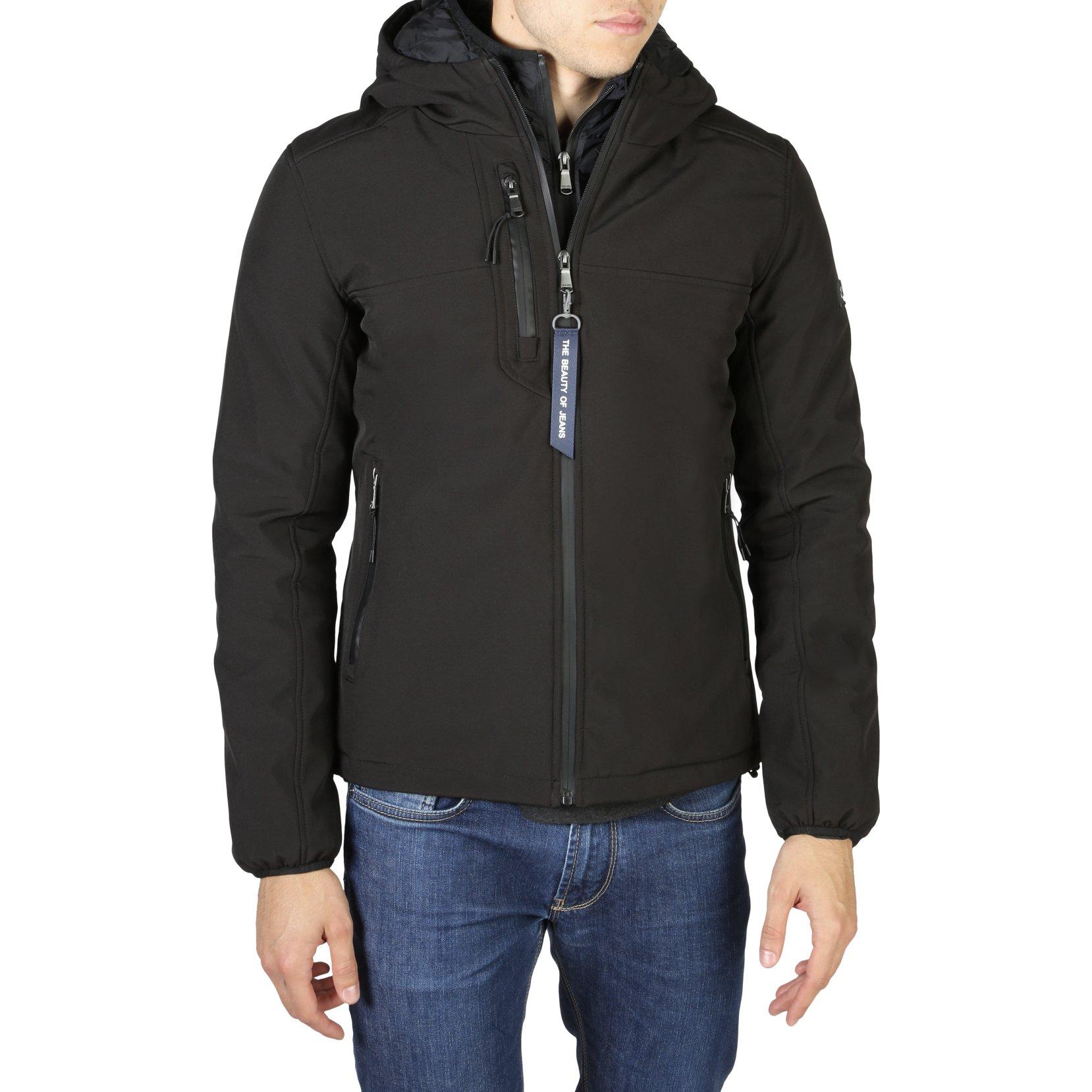 Yes Zee Men's Jacket Various Colours 0241_J804 - black S