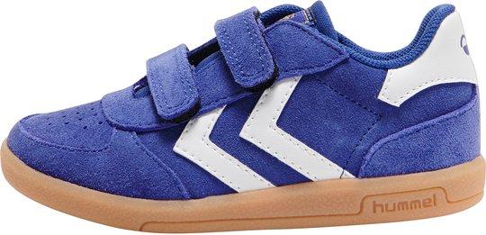 Hummel Victory Suede Sneakers, Deep Ultramarine 20