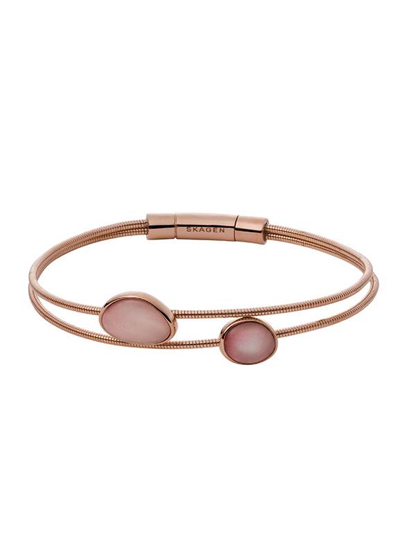 SKAGEN Armband Agnethe - Rosé SKJ1471791
