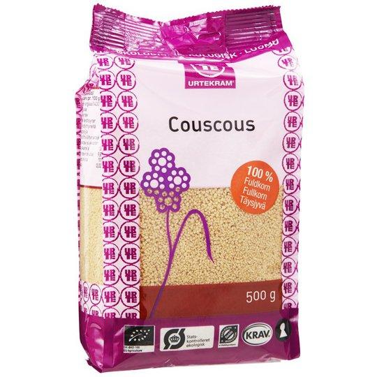Luomu couscous 500g - 33% alennus