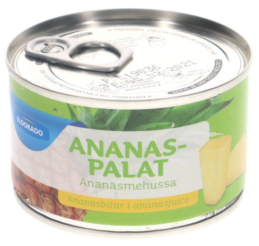 Ananaspalat Mehussa - 29% alennus