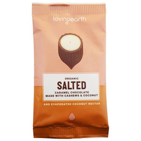 Eko Choklad Salted Caramel - 23% rabatt