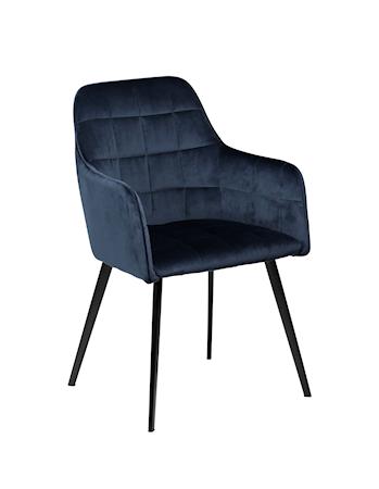 Stol Embrace Velour - Midnight Blue