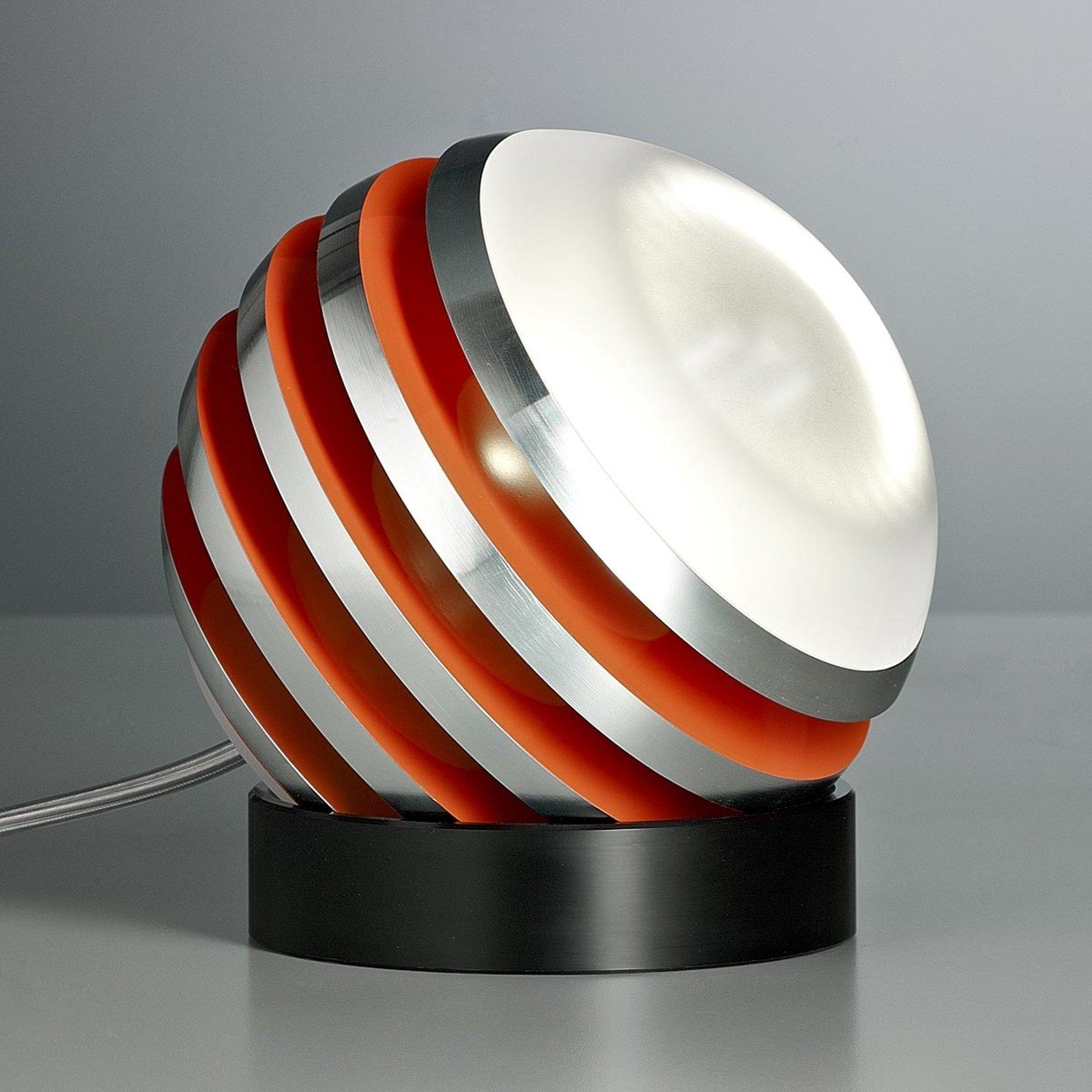 Original LED-bordlampe BULO oransje