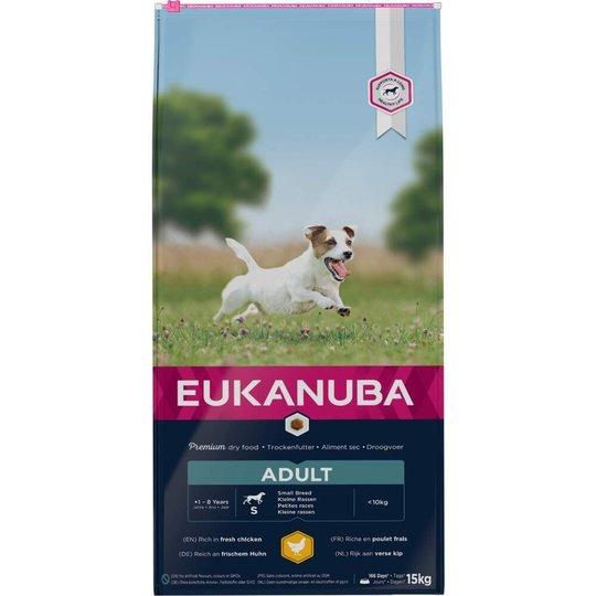 Eukanuba Dog Adult Small Breed (15 kg)