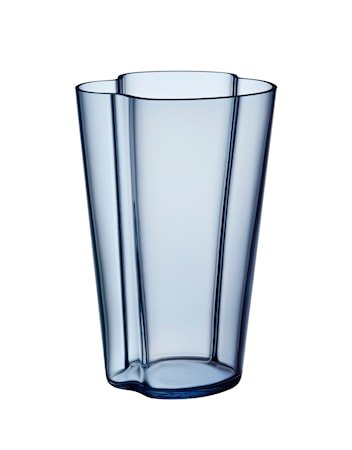 Aalto Vase 22 cm Regn