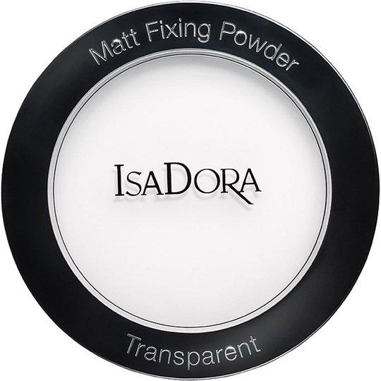 IsaDora Matt Fixing Blotting Powder, 9 g IsaDora Puuteri