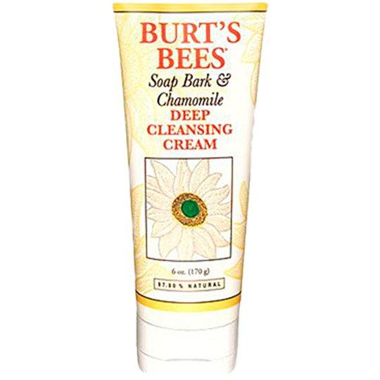 Burt's Bees Soap Bark & Chamomile Deep Cleansing Cream, 170 g Burt's Bees Ihonpuhdistus