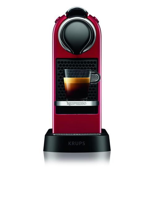 Nespresso Citiz, 1,0 L. Red Kapselmaskin - Röd