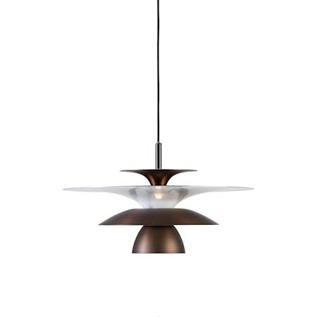 Picasso Pendel oxid LED 38 cm