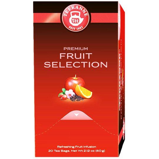 """Te """"Fruit Selection"""" 20 x 3g - 67% rabatt"""