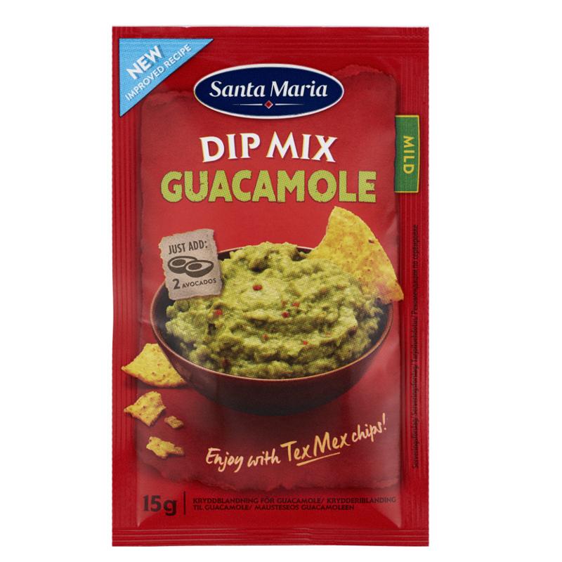 Dipmix Guacamole - 18% rabatt