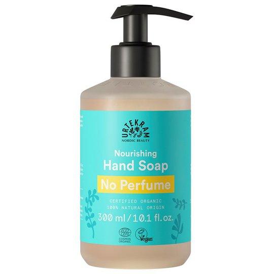 Urtekram Nordic Beauty No Perfume Hand Soap, 300 ml