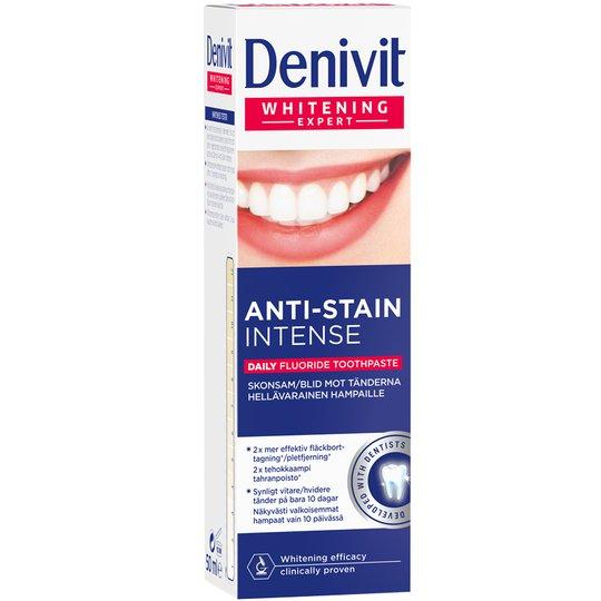 Tandkräm Anti-Stain Intense - 21% rabatt