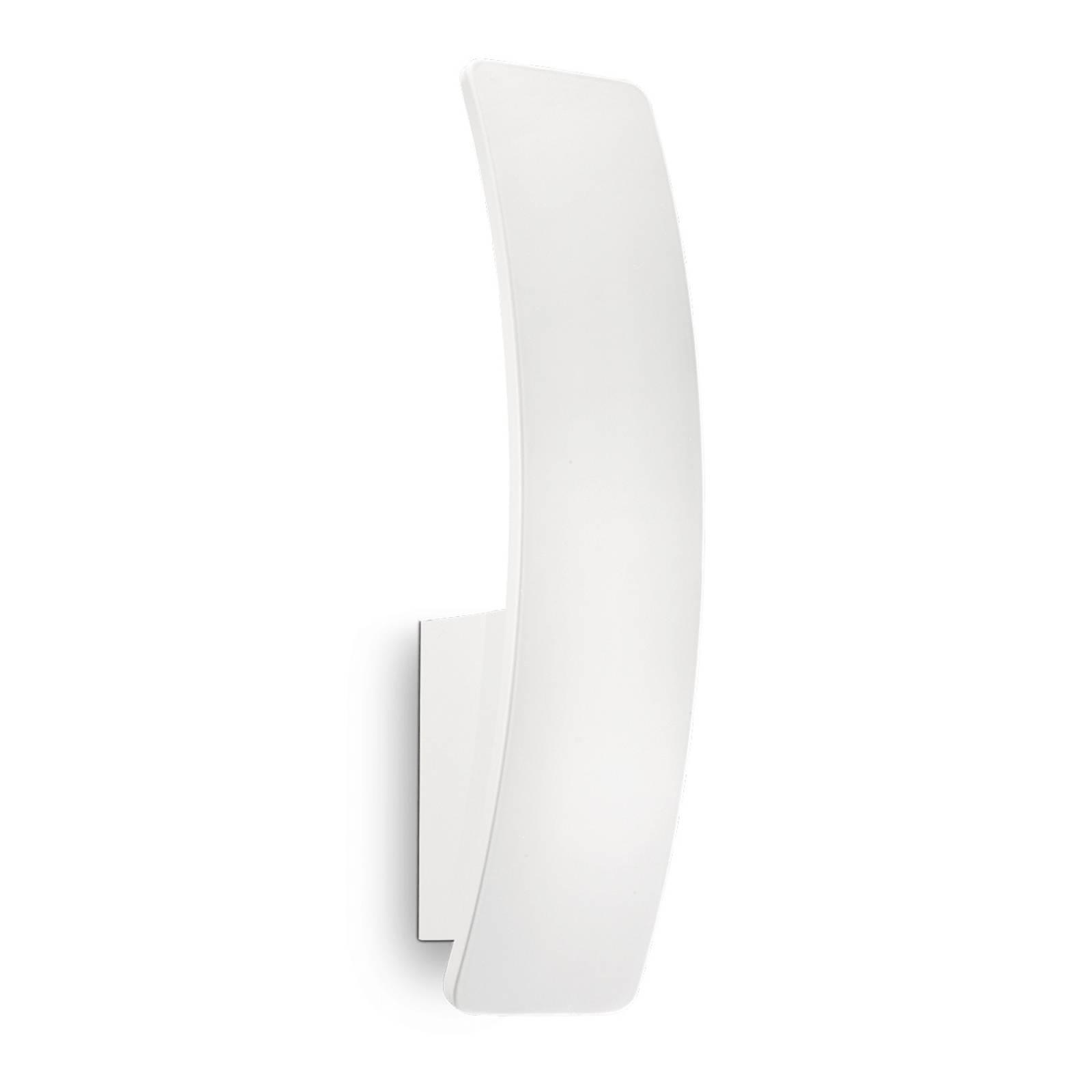 LED-seinävalaisin Vela, epäsuora valo, valkoinen