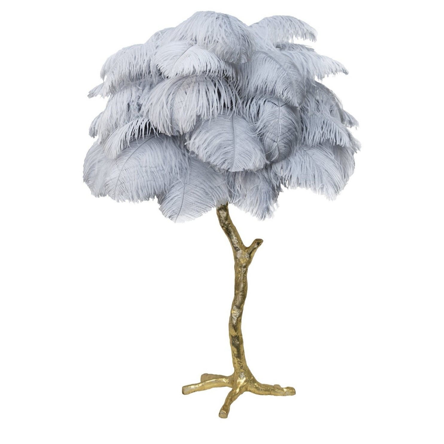 Aynhoe Park I The Feather Table Lamp
