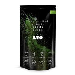 Lyofood Organic Nettle Powder 40Gram