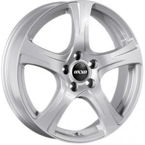 OXXO Narvi Silver 6.5x16 5/105 ET40 B56.6
