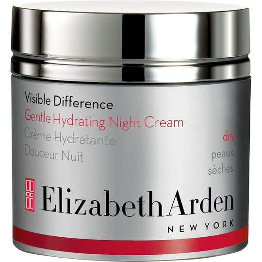 Elizabeth Arden Visible Difference Gentle Hydrating Night Cream, Elizabeth Arden Yövoiteet