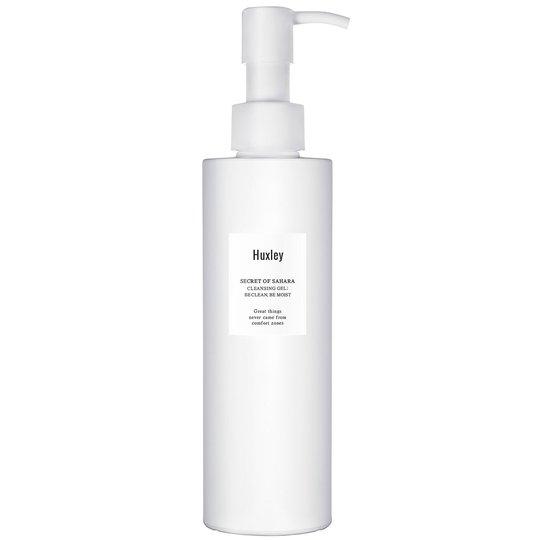 Cleansing Gel Be Clean, Be Moist, 200 ml Huxley K-Beauty