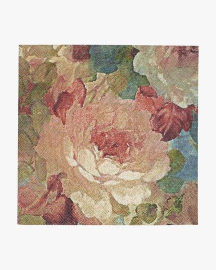 Paperiservetit, Rose
