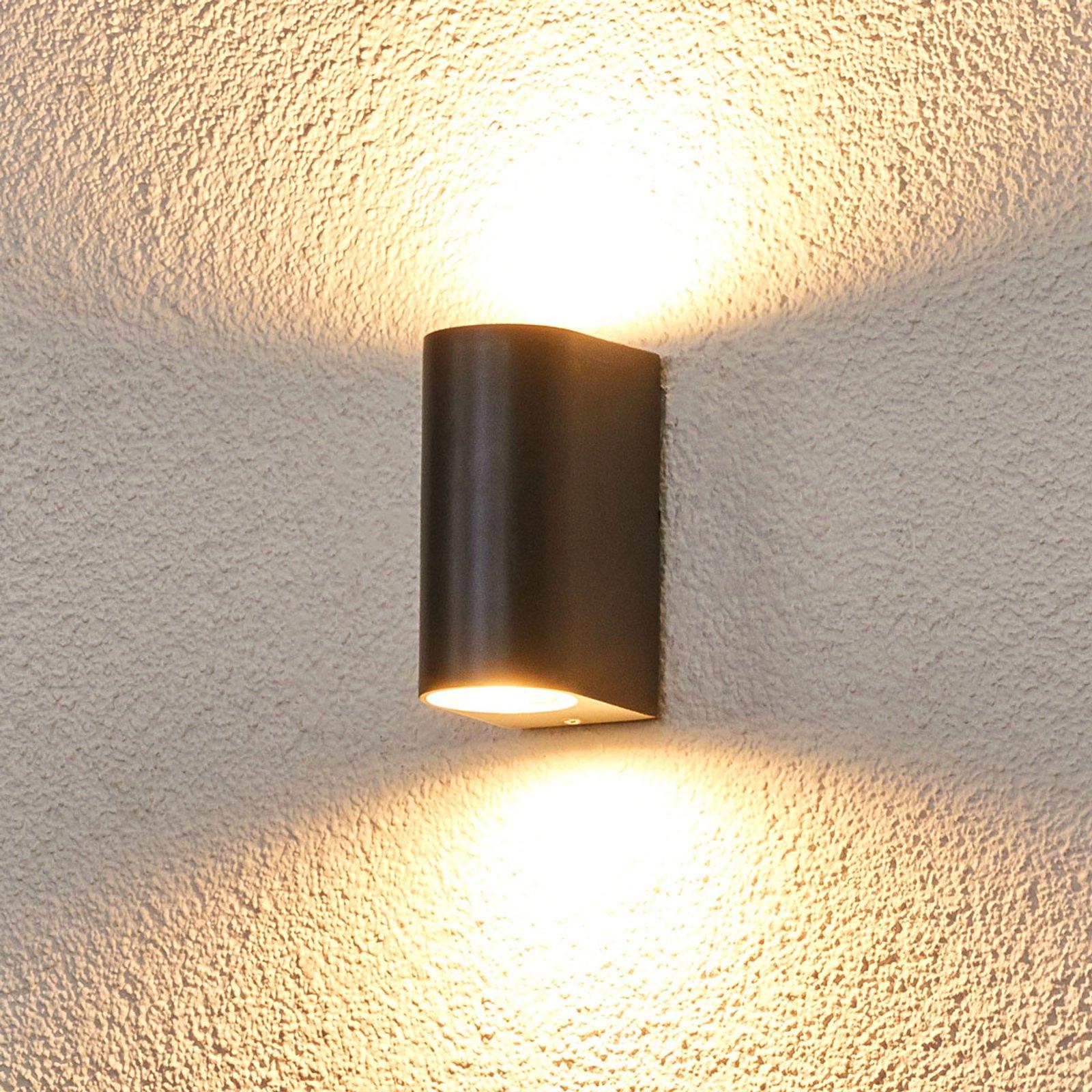 Utevegglampe Palina med tosidig belysning