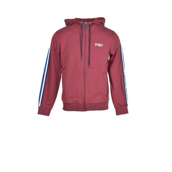 Bikkembergs Men's Sweatshirts Bordeaux 322436 - bordeaux M