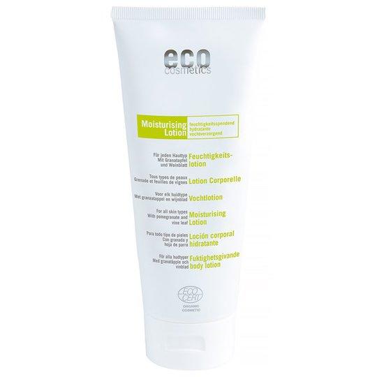 Eco Cosmetics Fuktgivande Hudkräm Vinblad & Granatäpple, 200 ml