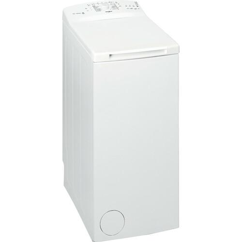 Whirlpool Tdlr7220lseu/n Toppmatad Tvättmaskin - Vit