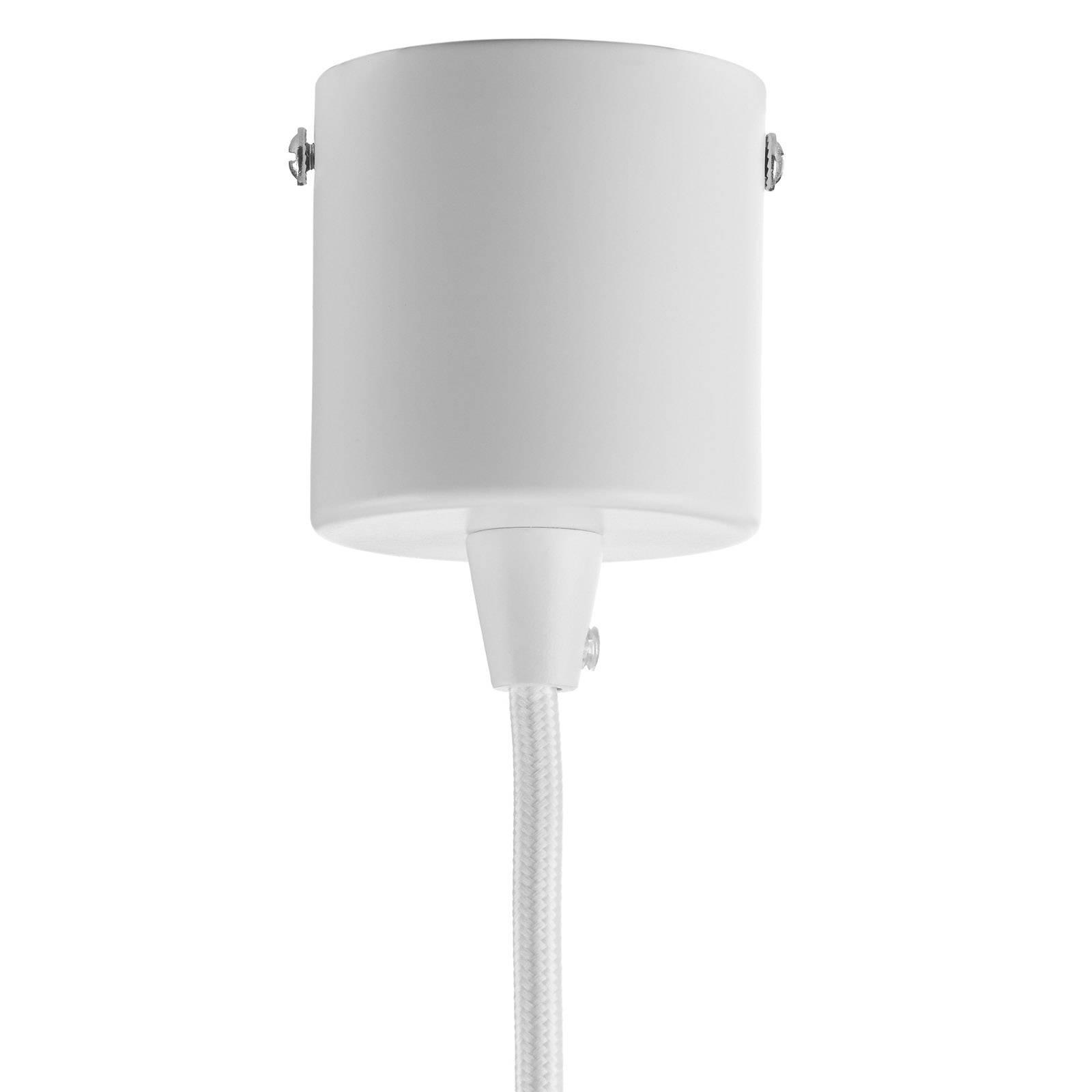 LED-riippuvalaisin Look, kapea, valkoinen