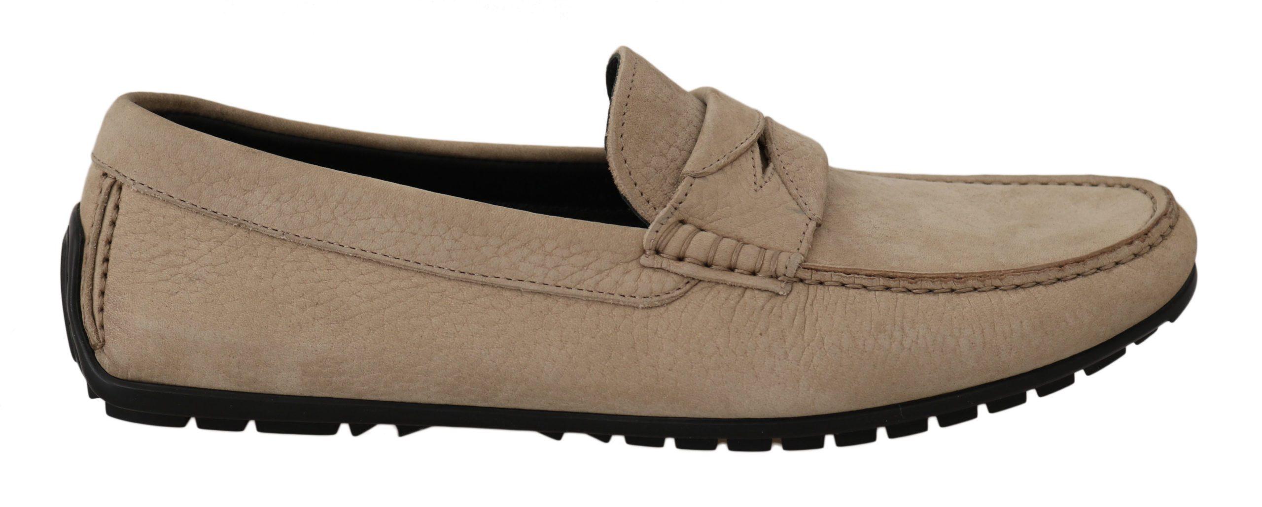 Dolce & Gabbana Men's Casual Shoes Beige MV2370 - EU42/US9