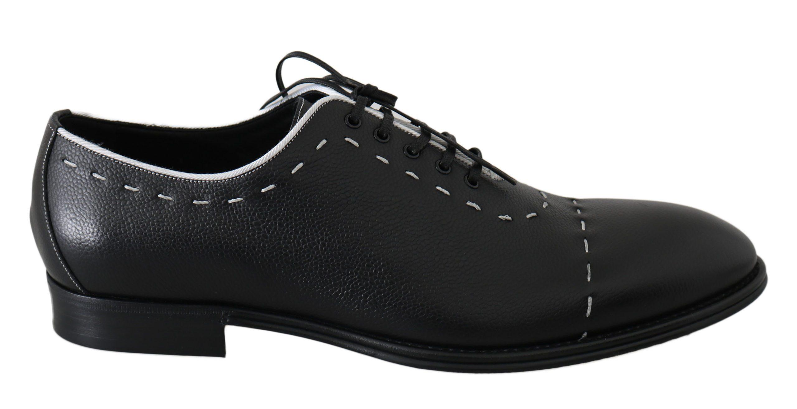 Dolce & Gabbana Men's Shoes Black MV2492 - EU40/US7