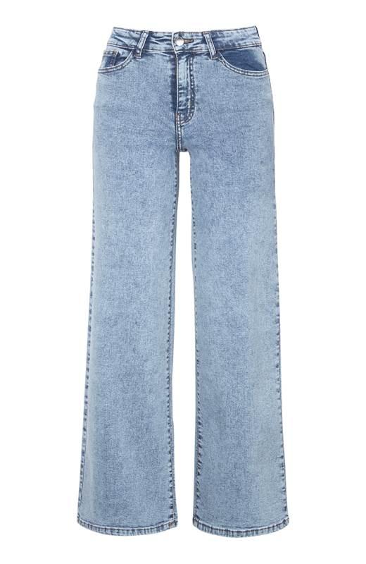 Happy Holly Superstretchiga jeans Peggy Ljus denim